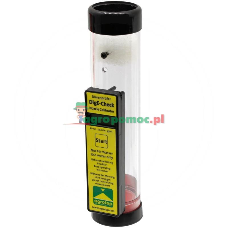 Agrotop Elektroniczny tester przepływu dyszy DigE-Check