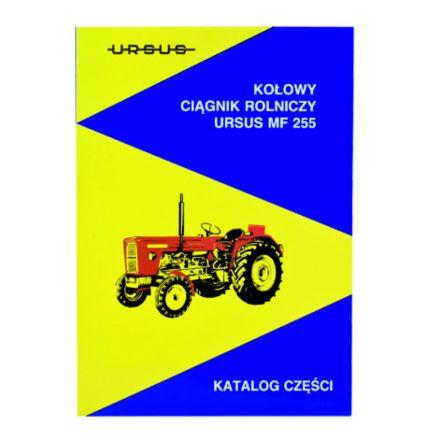 AGTECH Katalog ciągnik MF 255 / Ursus 3512   MF 255 / Ursus 3512