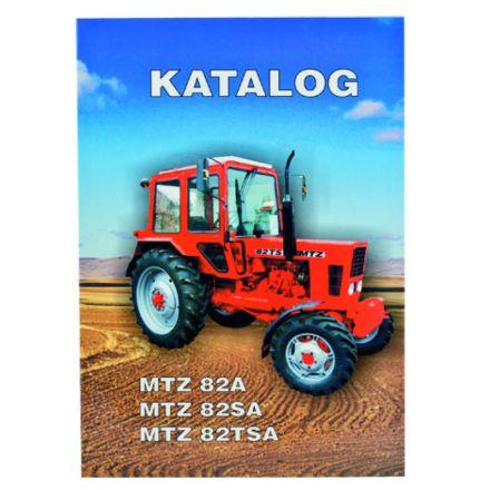 AGTECH Katalog ciągnik MTZ-82A / 82SA / 82-TSA   MTZ-82A / 82SA / 82TSA
