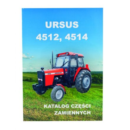 AGTECH Katalog ciągnik Ursus 4512 / 4514   Ursus 4512 / 4514