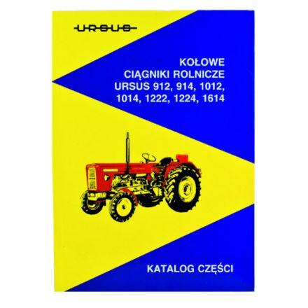 AGTECH Katalog ciągnik  Ursus 912 - 1614   Ursus 912 - 1614