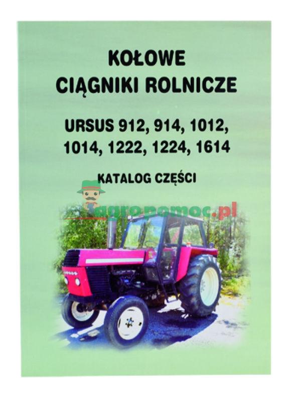 AGTECH Katalog ciągnik  Ursus 912 - 1614 poszerzony   Ursus 912 - 1614 poszerzony