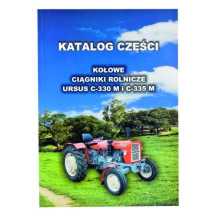 AGTECH Katalog ciągnik  Ursus C-330M / C-335M   Ursus C-330M / C-335M
