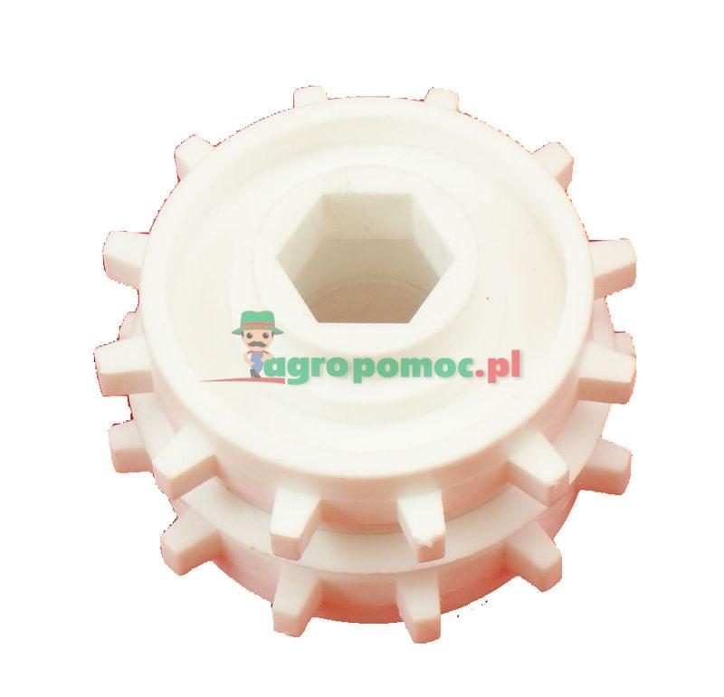 AGTECH Kółko wysiewające  plastikowe do zboża sześciokąt | 3056/02-001/0