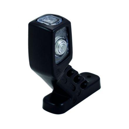 AGTECH Lampa obrysowa diodowa lewa W49 12-24V | 241L / WAŚ