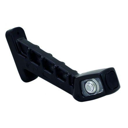 AGTECH Lampa obrysowa diodowa prawa W48 24V   239P / WAŚ