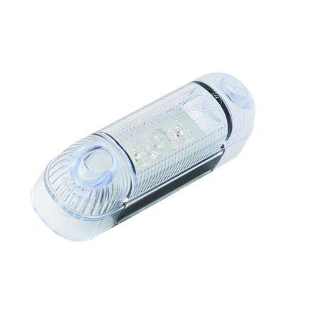AGTECH Lampa pozycyjna boczna W61 12/24V   281 / WAŚ