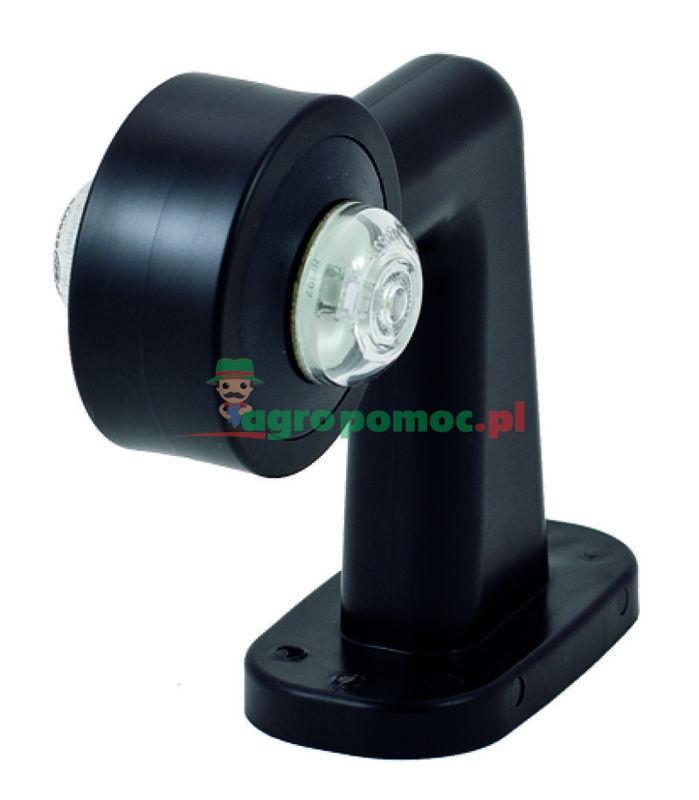 AGTECH Lampa zespolona obrysowa przednia-tylna  W21.2l 12V-24V   135L / WAŚ