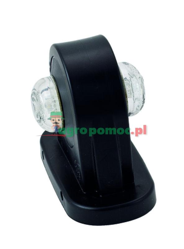 AGTECH Lampa zespolona obrysowa przednia-tylna  W21.4p 12V-24V   137P / WAŚ