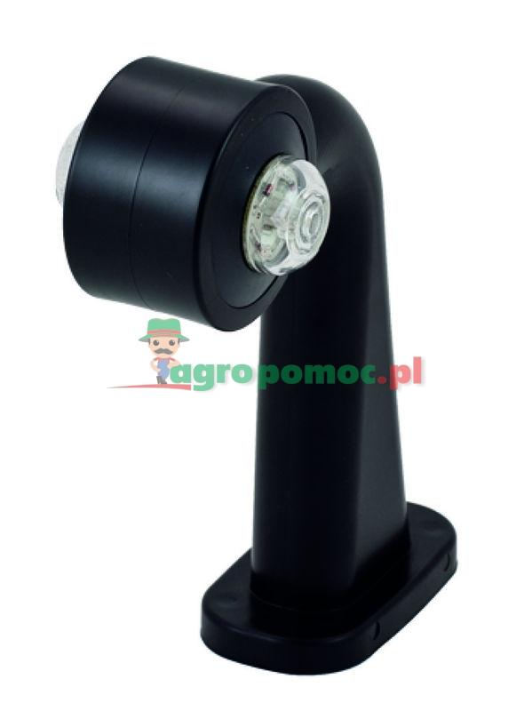AGTECH Lampa zespolona obrysowa przednia-tylna  W21.5l 12V-24V   138L / WAŚ