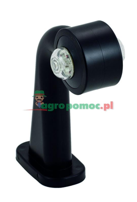 AGTECH Lampa zespolona obrysowa przednia-tylna  W21.5p 12V-24V | 138P / WAŚ
