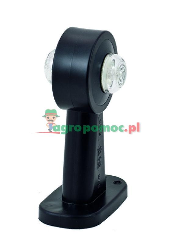 AGTECH Lampa zespolona obrysowa przednia-tylna  W21.6p 12V-24V | 139P / WAŚ