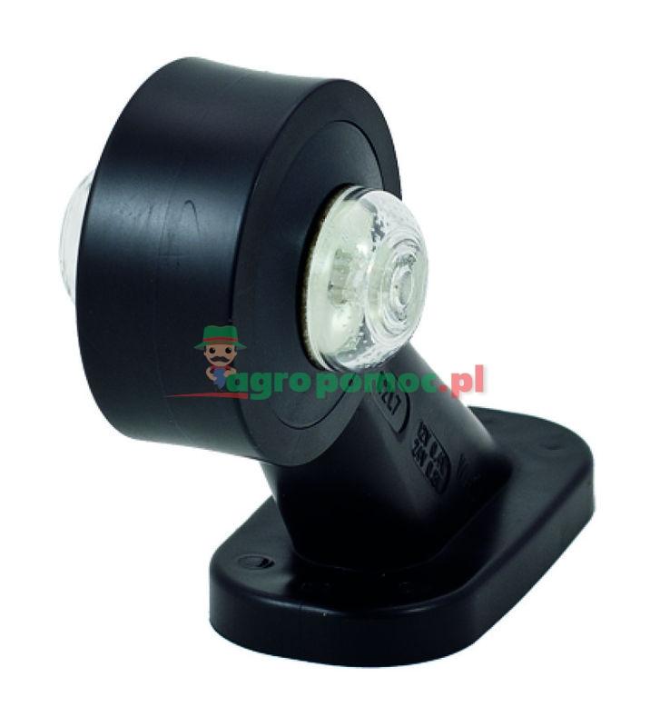AGTECH Lampa zespolona obrysowa przednia-tylna  W21.7p 12V-24V | 140P / WAŚ