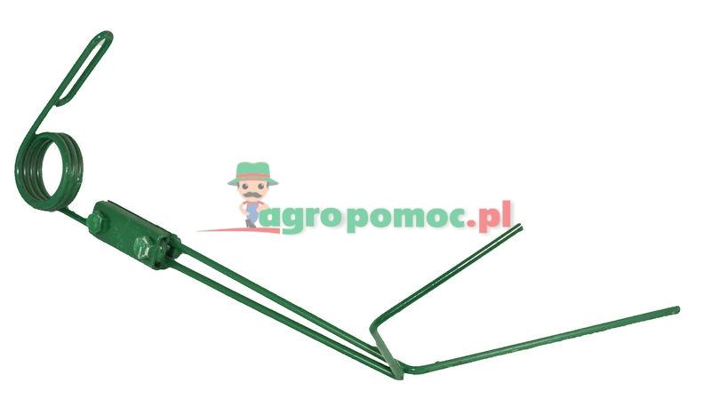 AGTECH Palec sprężynowy  skrajny lewy Famarol kpl. | 3074/14-011/9