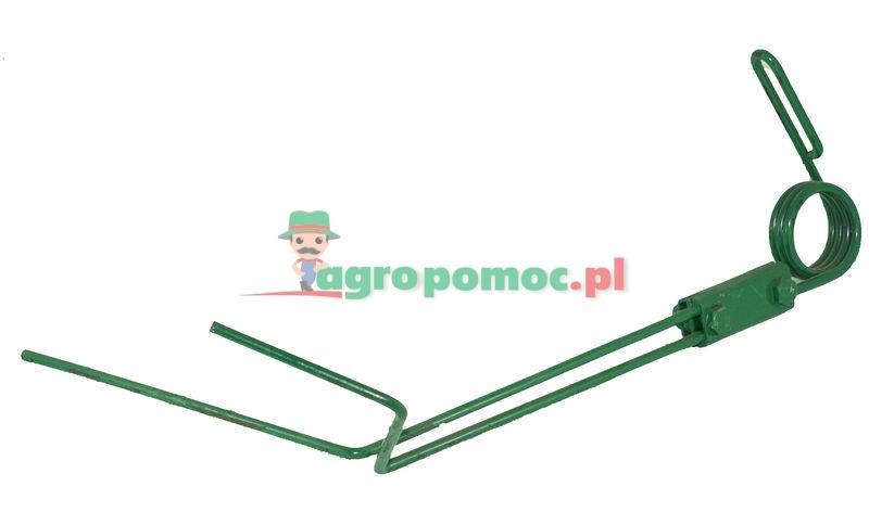 AGTECH Palec sprężynowy  skrajny prawy Famarol kpl. | 3074/14-010/9