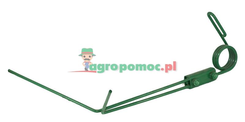 AGTECH Palec sprężynowy  zgarniacza lewy Famarol II 6 mm | 3074/14-009/9
