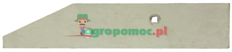 AGTECH Płoza krótka prawa Vis23 Typ : Vis Ibis 140B | 1067/91-003/0
