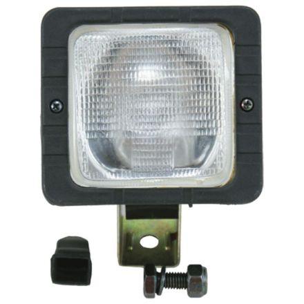 AGTECH Reflektor roboczy z żarówką 12V55W H3 | Ursus C-330 / C-360