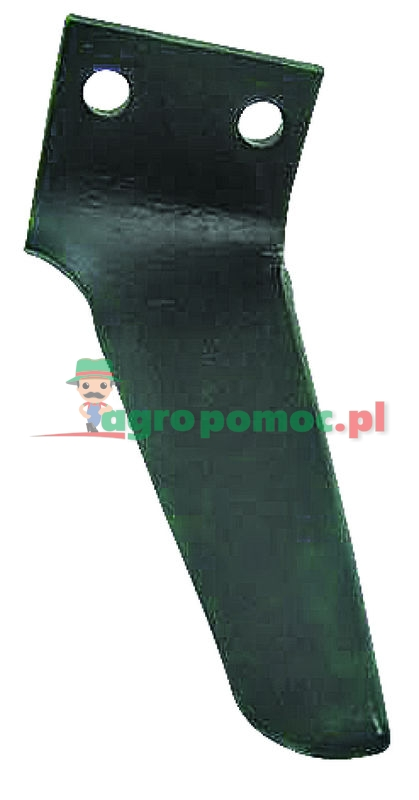 AGTECH Ząb brony aktywnej lewy DM,dł.305mm,szer.100mm | 36100210