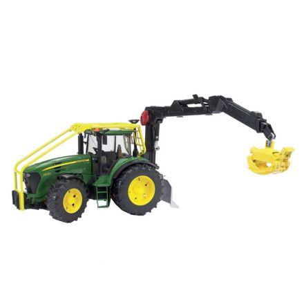 Bruder John Deere 7930 Traktor leśny
