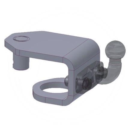 Cramer Adapter kuli Walterscheid | 8005115