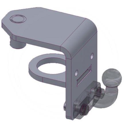 Cramer Adapter kuli Walterscheid | 8005116