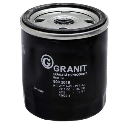 Filtr oleju silnikowego | 6665603