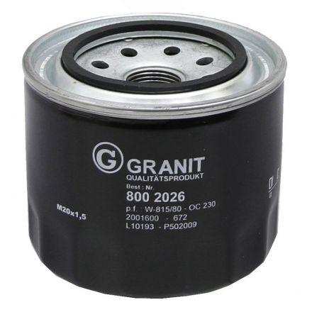 Filtr oleju silnikowego   227051