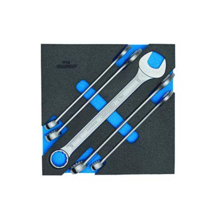 GEDORE Klucz szczękowo-oczkowy - zestaw | 1500 CT2-7-32