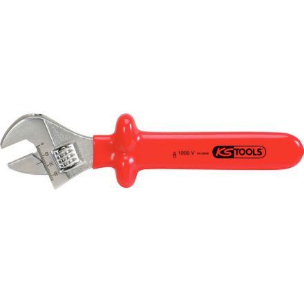 KS Tools Isolierter Rollgabelschlüssel, 34mm