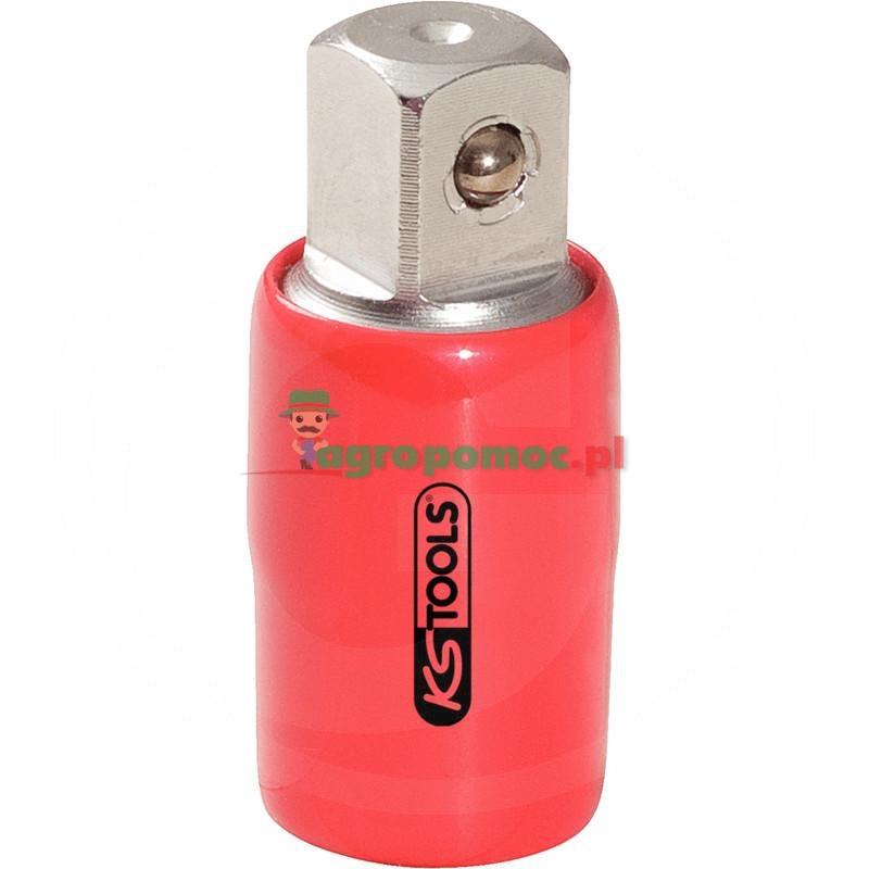 """KS Tools Izolowany adapter powiekszajacy,3/8""""Fx1/2""""M"""