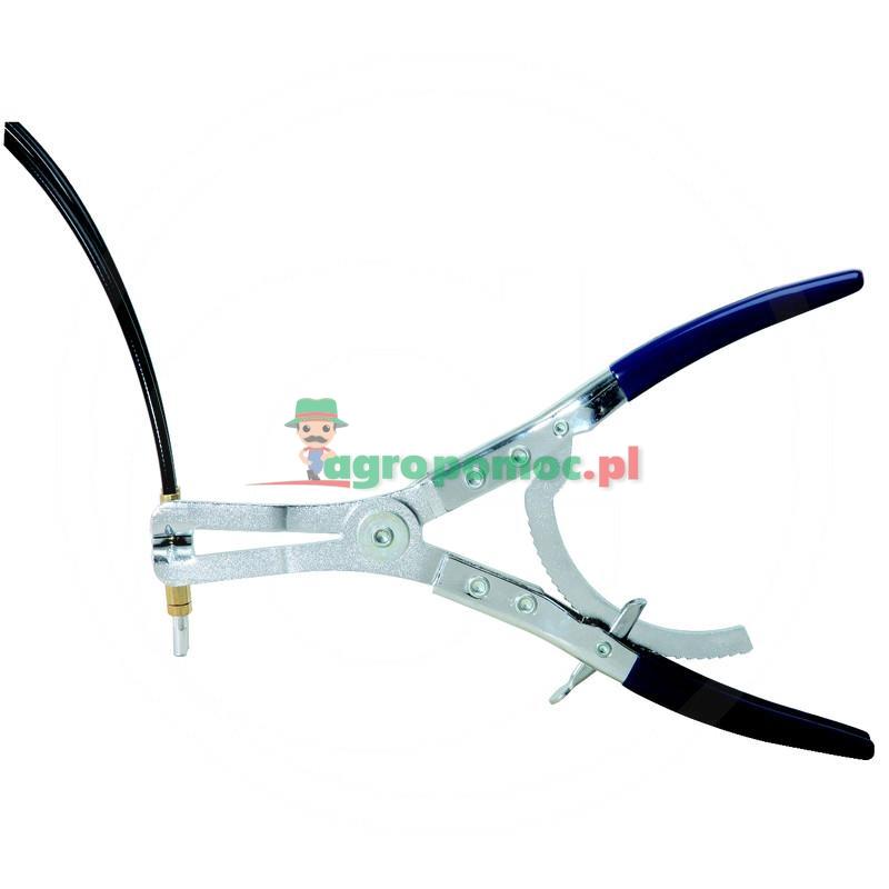KS Tools Podw ciegloBowdena600mm z blok d.samonap zacisków z tasmy sprez600mm d115.1065