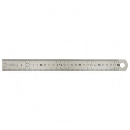 KS Tools Pólelastyczny przymiar stalowy, 2000mm