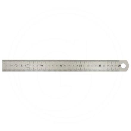 KS Tools Pólelastyczny przymiar stalowy, 500mm