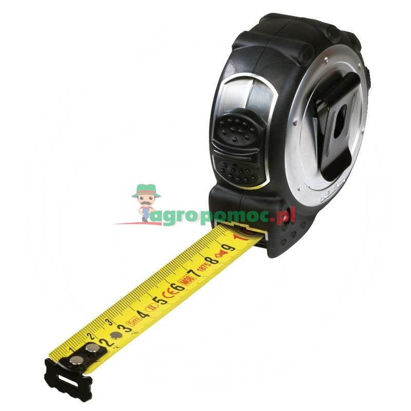 KS Tools PRECISIONplus Tasma mierniczaz ustalaczem i klipsem do paska 8m, 25mm