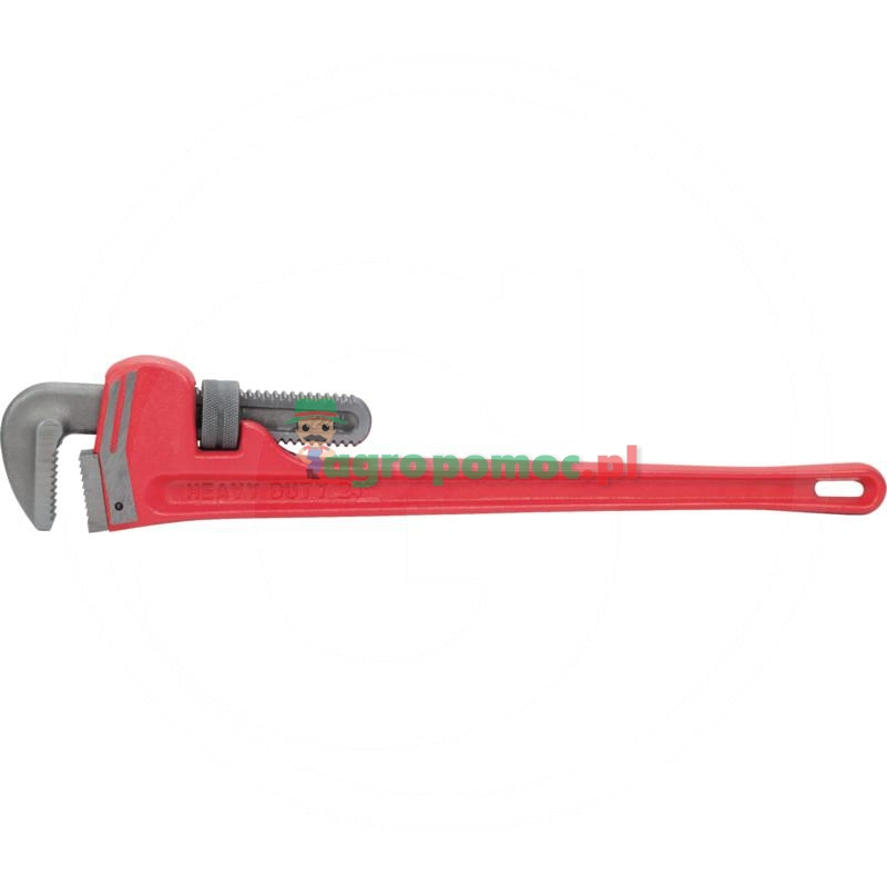 KS Tools Stalowe szczypce rurowe jednostronne 300mm