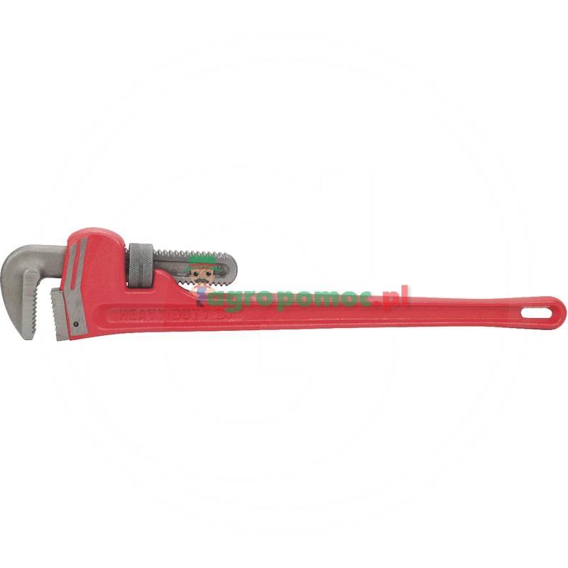KS Tools Stalowe szczypce rurowe jednostronne 450mm