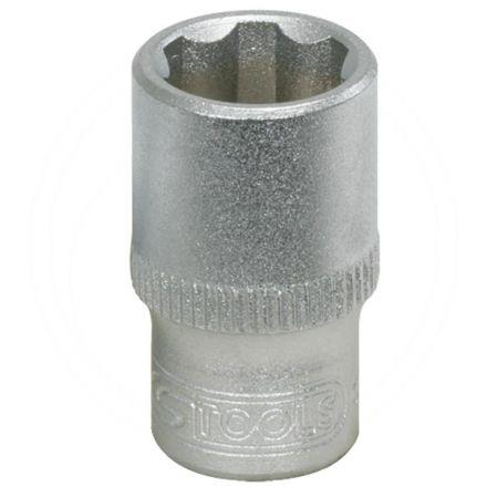 "KS Tools SUPERLOCK Nasadka, 6mm, 1/4"""