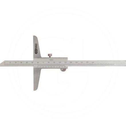 KS Tools Suwmiarka glebokosciowa, 0-150mm