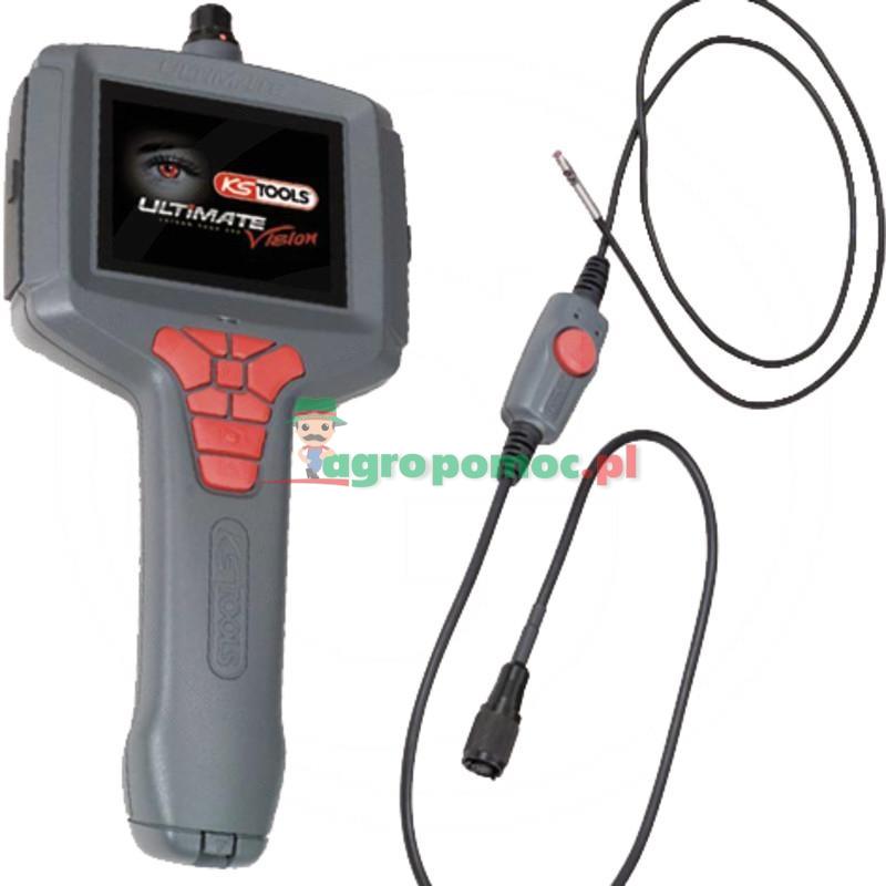 KS Tools ULTIMATE Vision MASTER Zestaw wideoskopów, Ø4.9mm,0°+90°, 6-szt.