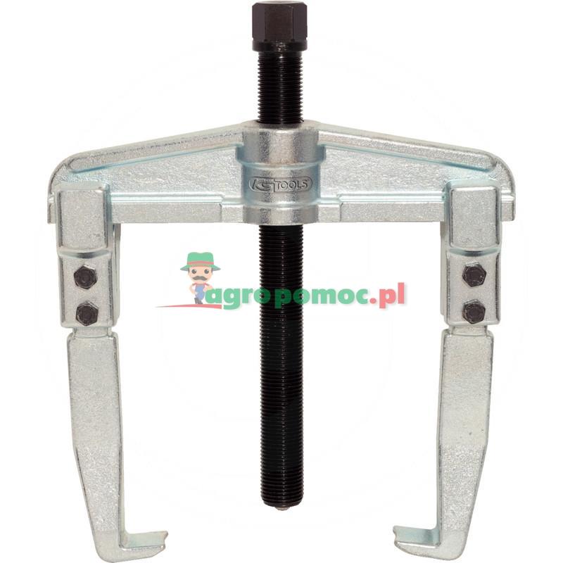 KS Tools Uniwersalny ściągacz 2 ramienny, 60-200mm , haki 150mm