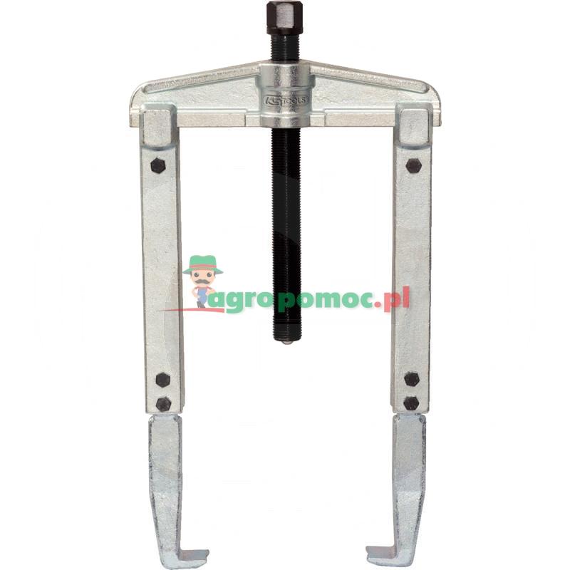 KS Tools Uniwersalny sciagacz 2-ramiennyz przedluzonymi hakami, 80-350mm