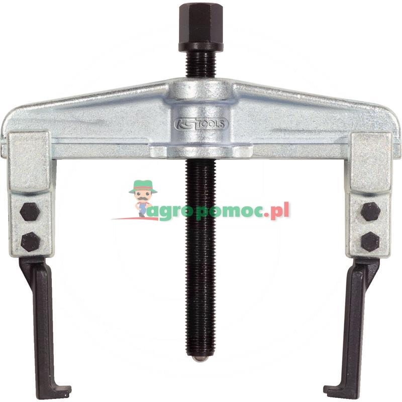 KS Tools Uniwersalny sciagacz 2-ramiennyz waskimi hakami, 50-160mm