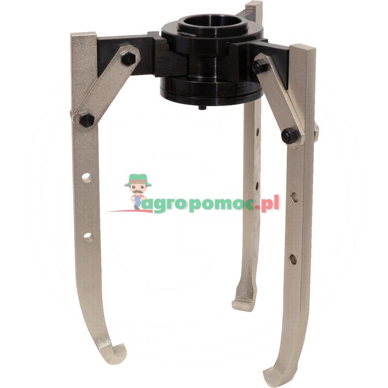 KS Tools Uniwersalny sciagacz 3-ramienny do zast. z cylindrem hydraulicznym, 50t