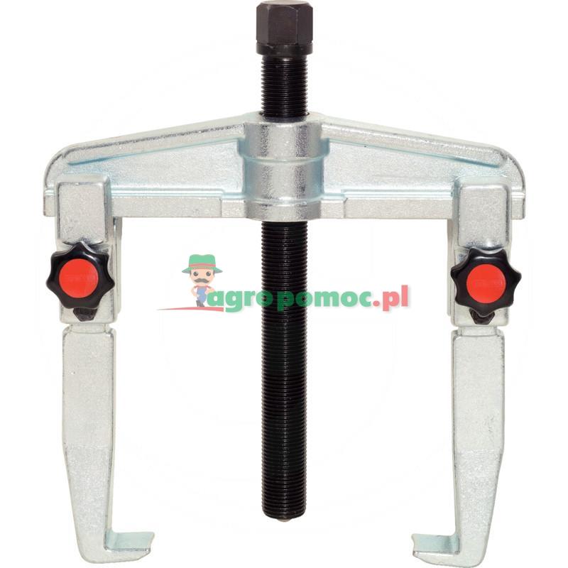KS Tools Uniwersalny ściągacz z szybkim napinaniem, 2-ramienny, 20-90 mm