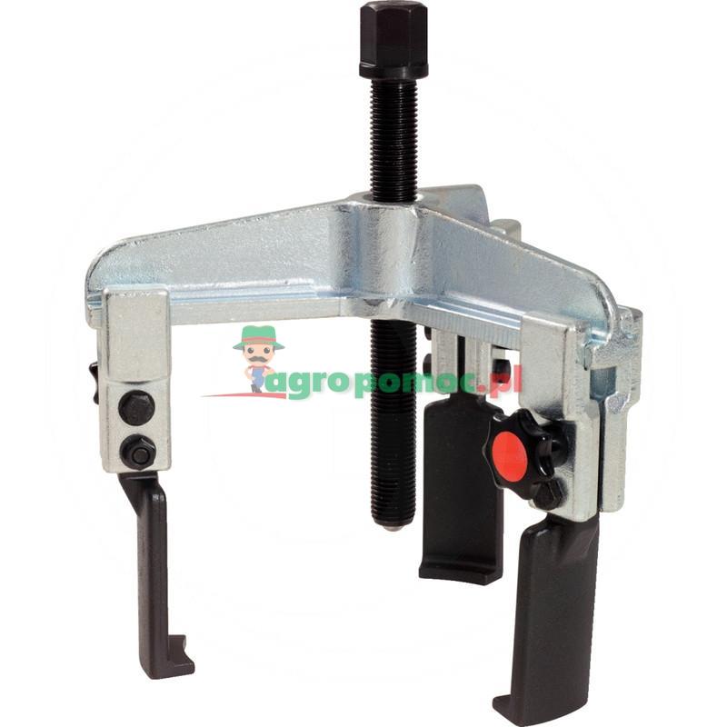 KS Tools Uniwersalny, szybkomocujacy sciagacz3-ramienny z waskimi hakami, 20-90mm