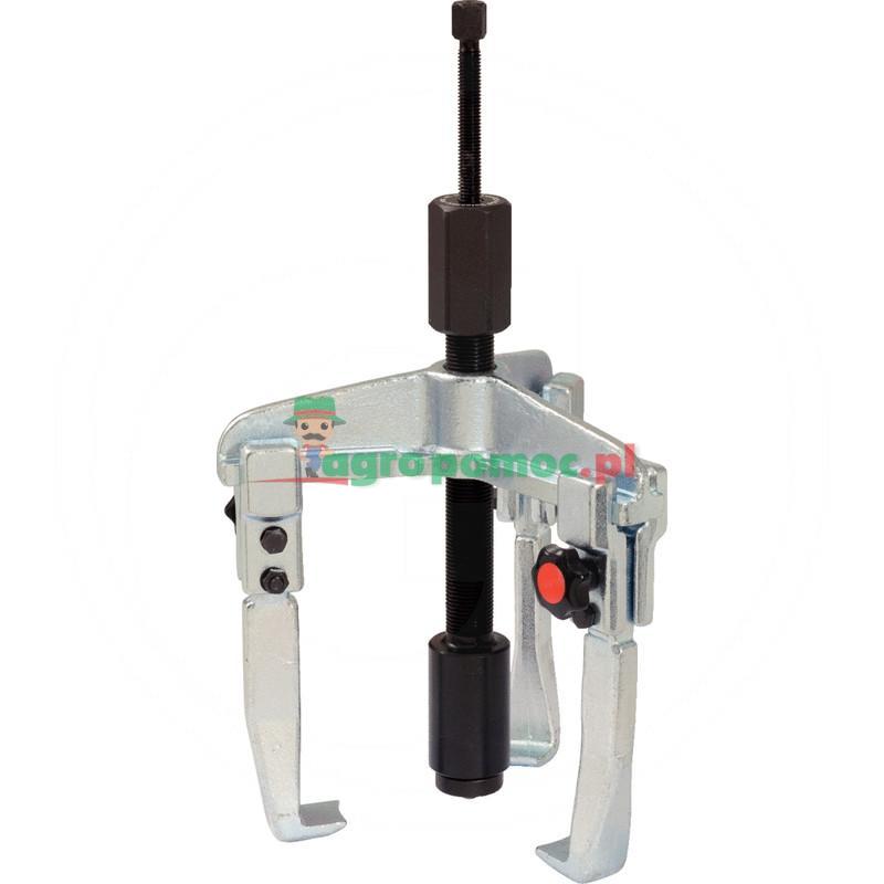 KS Tools Uniwersalny szybkomocujacy sciagaczhydrauliczny, 3-ramienny, 50-100mm