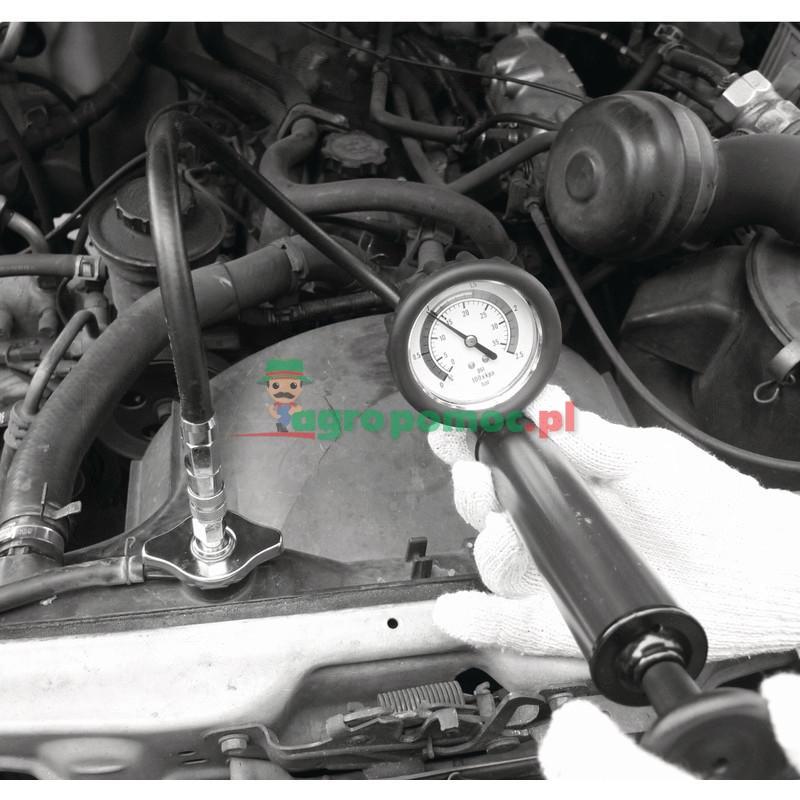 KS Tools Urządzenie sprawdzające system chłodzenia dla samochodu ciężarowego