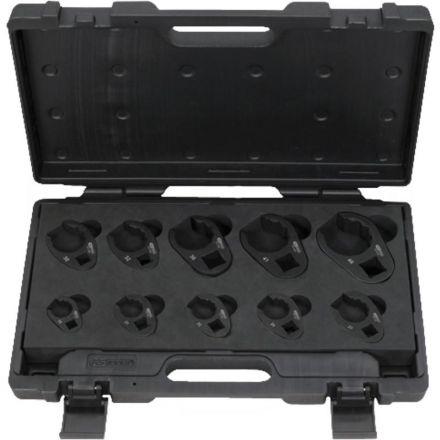 KS Tools Zestaw kluczy SW 19-46mm,10 części