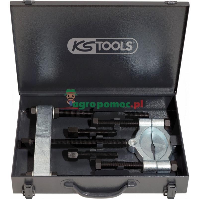KS Tools Zestaw odcinaków wraz ze sciagaczemØ 22,0 - 115,0 mm, 3-szt.